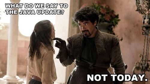 java not today computers Game of Thrones - 7080445696