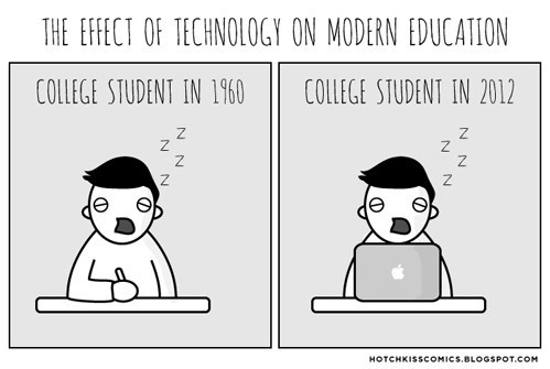 technology sleeping college student - 7080485632