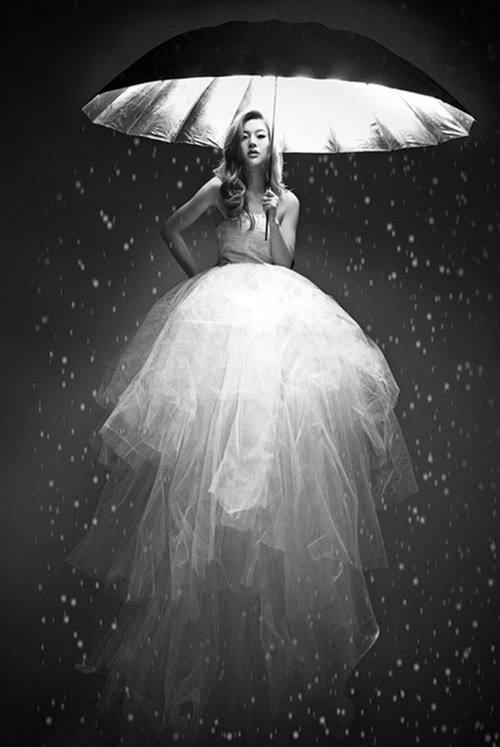 jellyfish dress umbrella - 7080738048