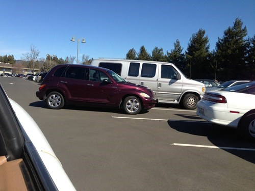 douchebag parkers cars parking - 7080855296