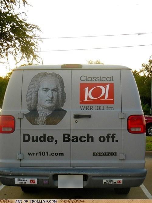 pun,Bach