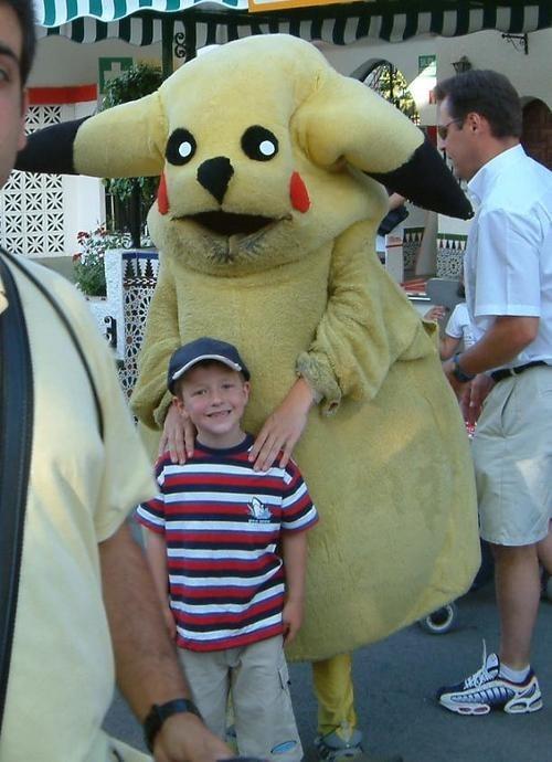 Pokémon pikachu costume - 7082265856