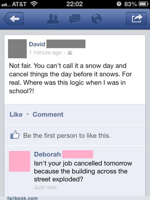 school snow day school cancelled - 7082306560