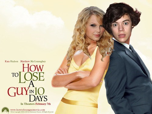 taylor swift harry styles movie spoofs - 7082451456