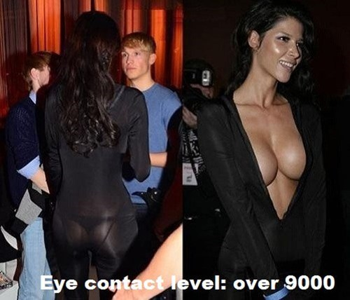 see through eye contact sexy - 7082546432