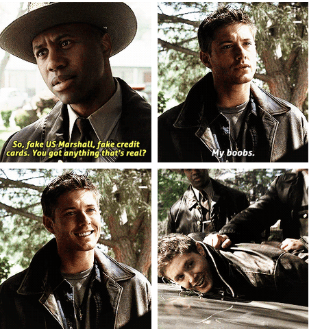 jensen ackles Supernatural TV comic - 7082683136