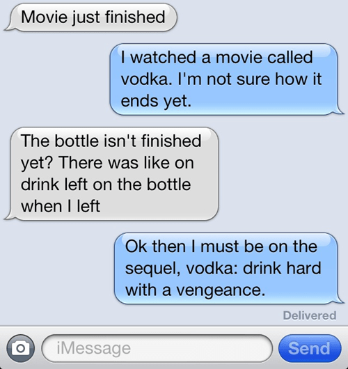 movies,iPhones,vodka,AutocoWrecks
