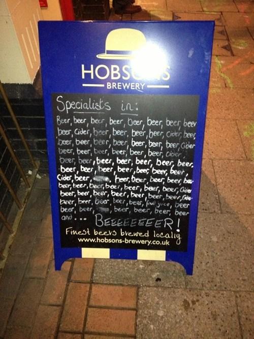 bars beer alcohol chalkboards - 7082871808