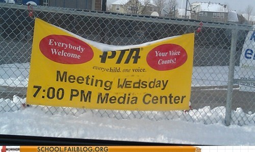 pta,wednesday,spelling