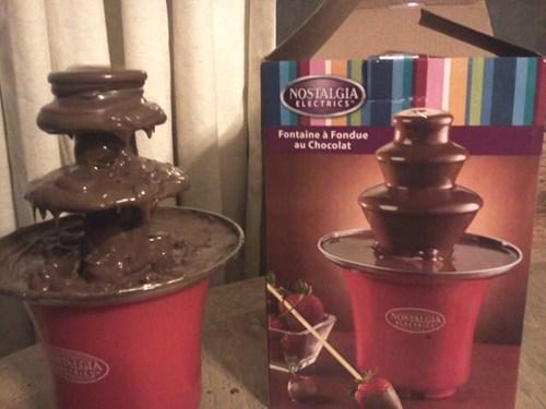 chocolate fondue Nailed It - 7082998784
