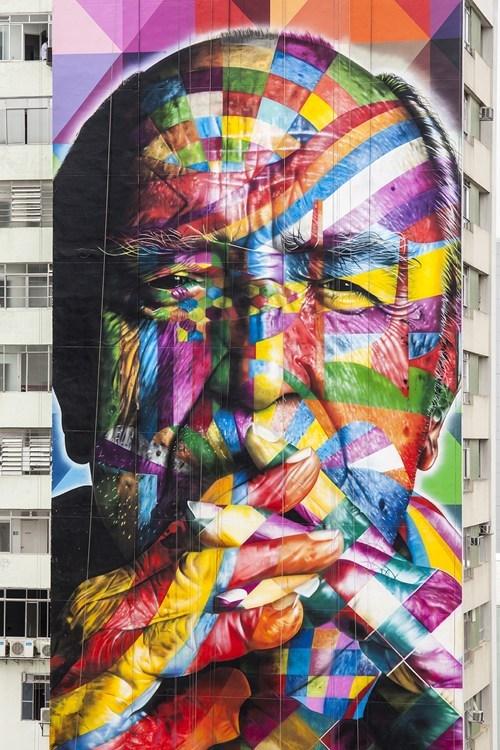 pretty colors graffiti Street Art hacked irl - 7083607296