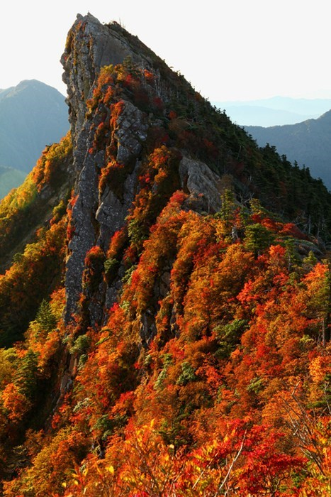 landscape mountains pretty colors fall destination WIN! g rated