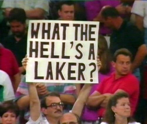 sign Lakers sports - 7085490688