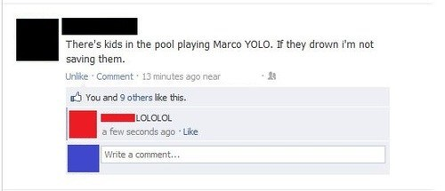 yolo Marco Polo facebook - 7085562880
