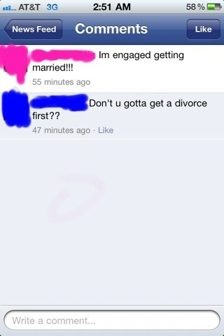 marriage engaged cheating divorce - 7085726464