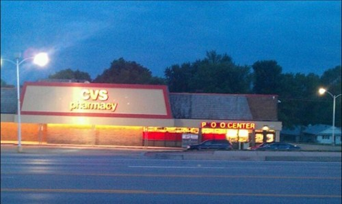 sign accidental gross pharmacy grocery store - 7086017536