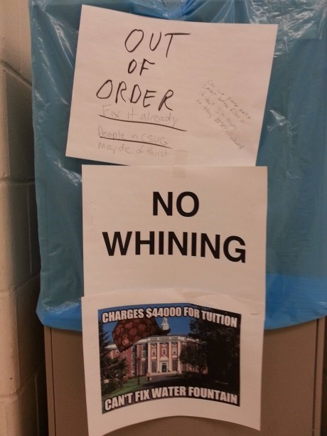 school,out of order,whining