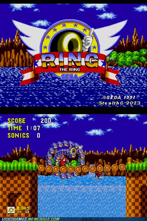 rings sega sonic - 7086145280