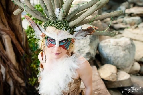 Have No Fear The Forest Spirit Is Here Geek Universe Geek