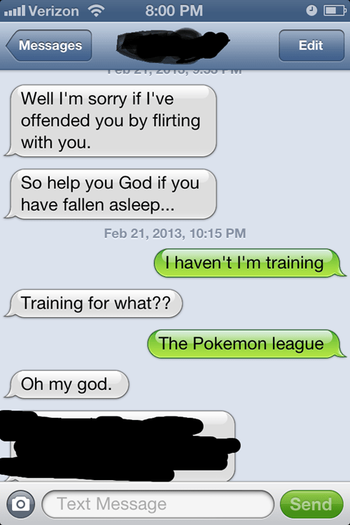 best flirting messages