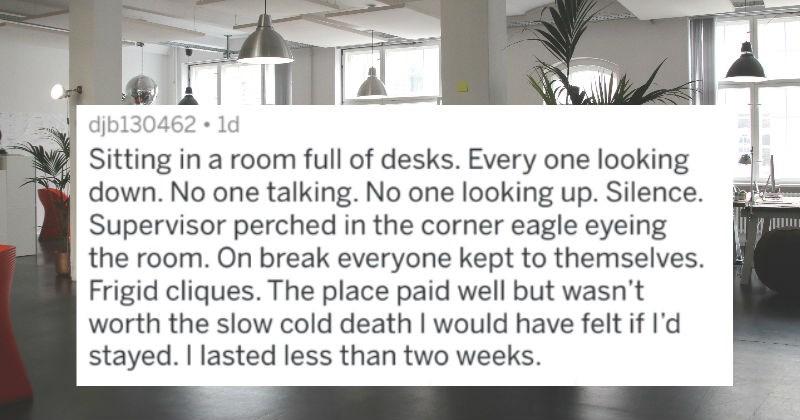 job relatable work interesting askreddit - 7087109