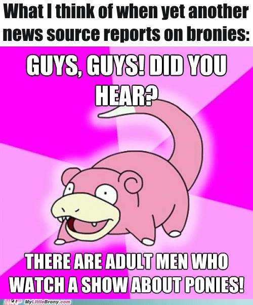 news Bronies Memes slowpoke - 7087339520