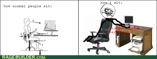 chair office chair normal people - 7087639040