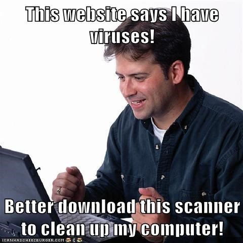 viruses Net Noob computers