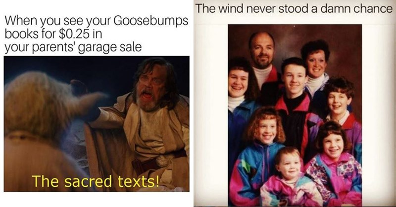 funny nostalgic 90s meme