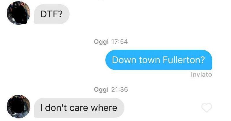 tinder, funny tinder exchange