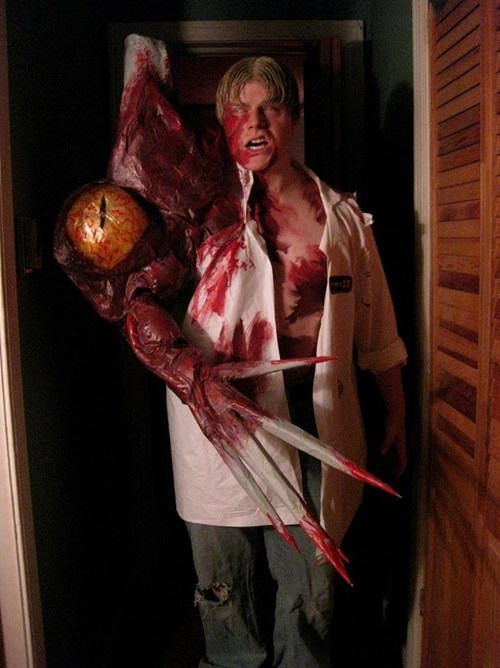 cosplay video games resident evil - 7089591552