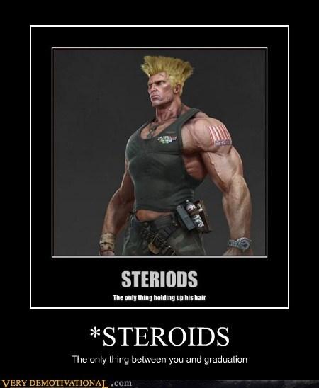 *STEROIDS