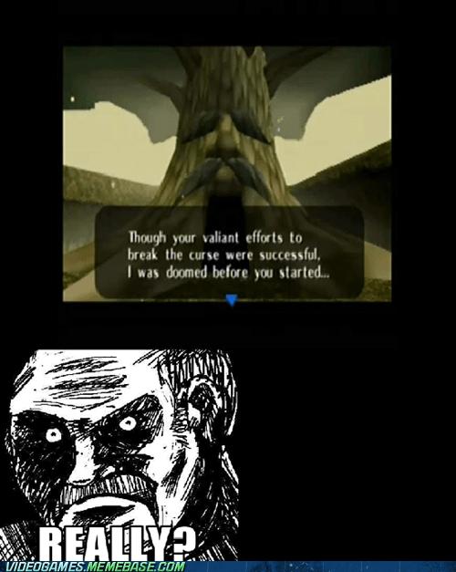 trolling curses ocarina of time zelda - 7090179072