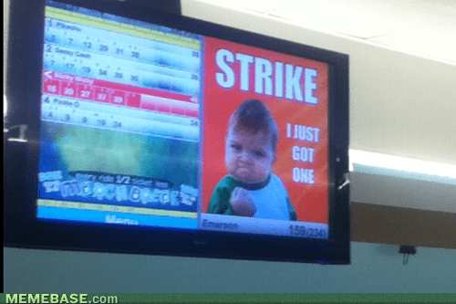 IRL bowling success kid - 7090411008