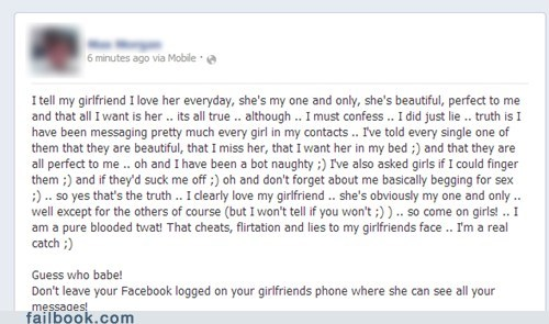 owned relationships cheating funny dating failbook - 7090466560