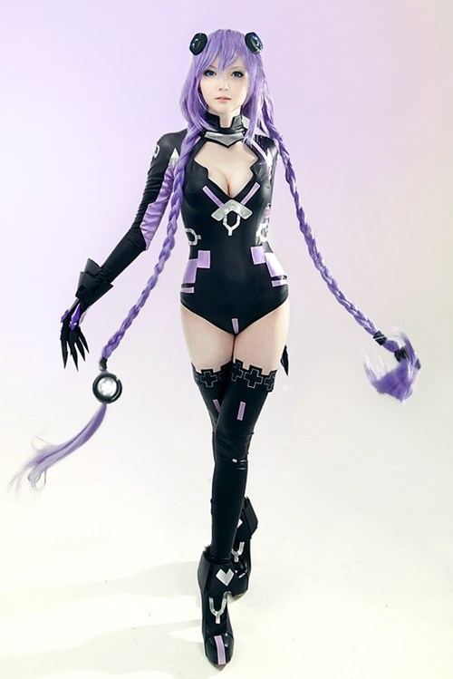cosplay hyperdimension neptunia video games - 7090971392
