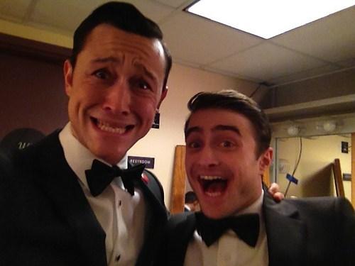 Daniel Radcliffe academy awards Joseph Gordon-Levitt oscars - 7091509248
