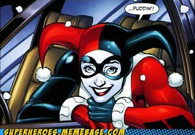 off the page cute Harley Quinn - 7091618560