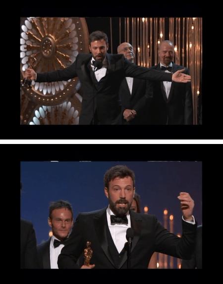 argo,george clooney,ben affleck,academy awards,oscars