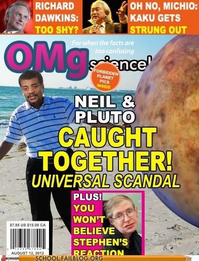 scandal pluto Neil deGrasse Tyson - 7092627456