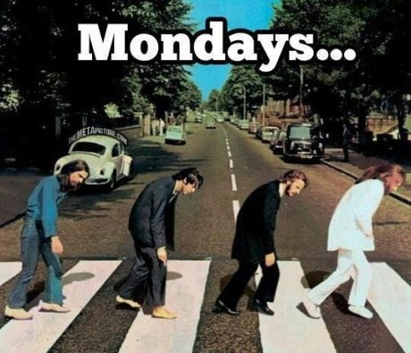 the Beatles,abbey road,mondays,Music FAILS,g rated