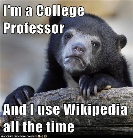 Confession Bear,wikipedia,truancy story