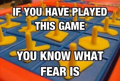 childrens-games,fear,boadr games,perfection,nostaligia,g rated,Parenting FAILS