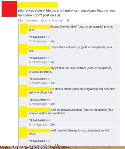 phone,puns,yeah,facebook