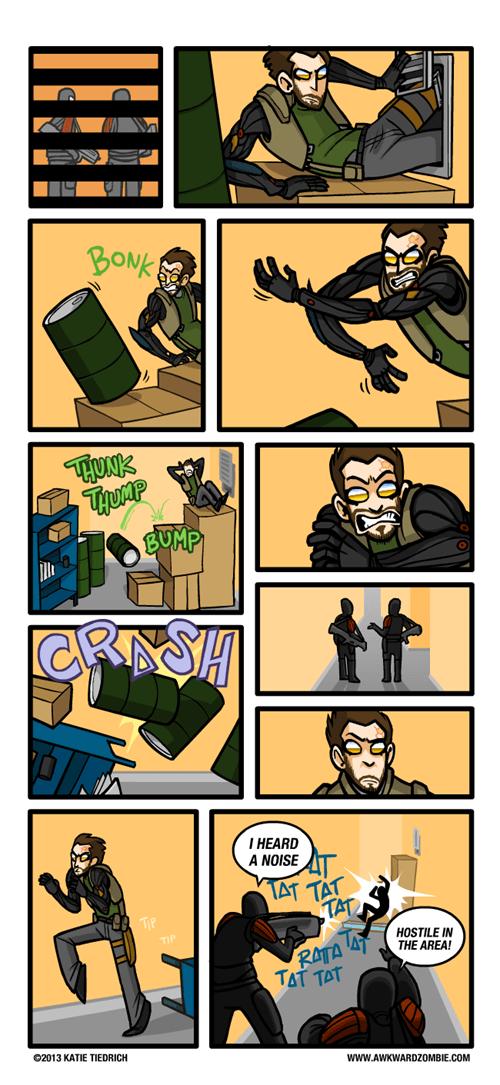 stealth comics dues ex - 7093779968