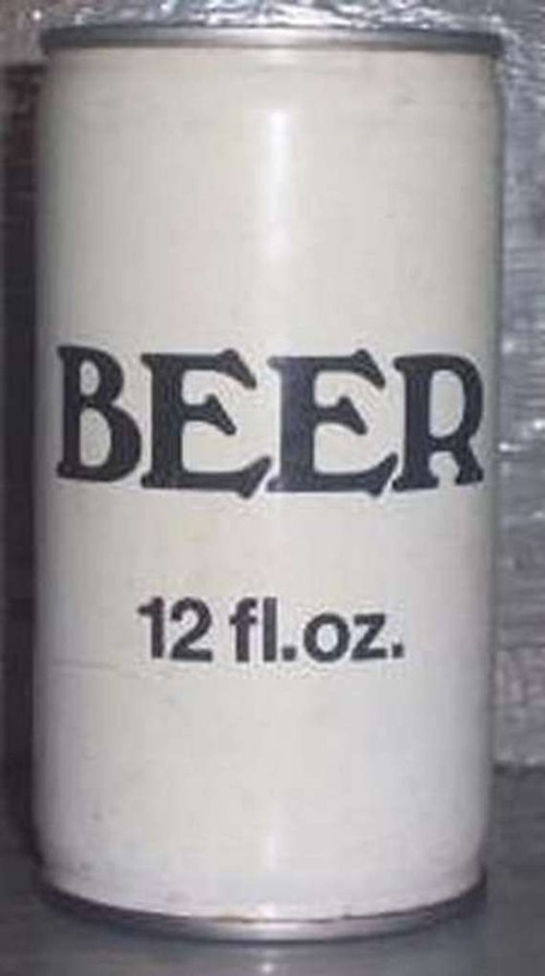 beer minimalist alcohol cans - 7093814016