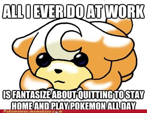 work gamers Memes confession teddiursa - 7093826816