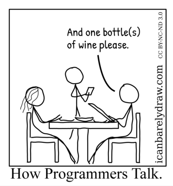 careful comics programmers wine