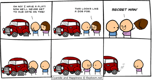 cyanide and happiness,comics,emasculating