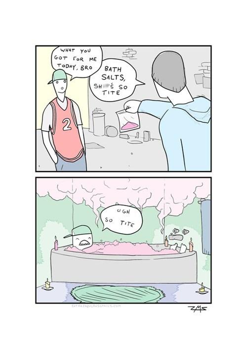 drugs bath salts comics extra fabulous - 7093861632